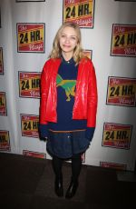 TAVI GEVINSON at 24 Hour Plays on Broadway at American Airlines Theatre in New York 10/30/2017