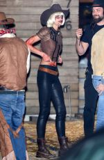 TAYLOR HILL at Soho House Pre-halloween Bash in Los Angeles 10/29/2017
