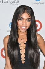 TEALA DUNN at 2017 Annual Eva Longoria Foundation Gala in Beverly Hills 10/12/2017