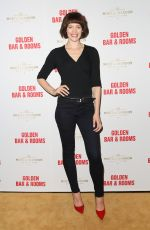 TESS HAUBRICH at Double Bay Institution Launching The Golden Bar & Rooms in Sydney 10/11/2017