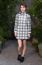 TESSA IA at Chanel Fashion Show in Paris 10/03/2017