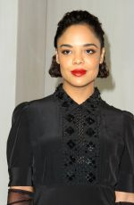 TESSA THOMPSON at Hammer Museum Gala in the Garden Honoring Ava Duvernay in Los Angeles 10/14/2017