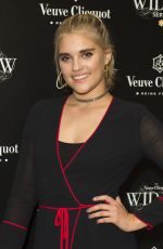 TIGERLILY TAYLOR at Veuve Clicquot Widow Series VIP Launch Party in London 10/19/2017