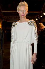 TILDA SWINTON at BFI Luminous Fundraiser in London 10/03/2017