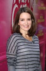 TINA FEY Serves Cheese Fries to Fans in Celebration of Mean Girls in New York 10/03/2017