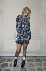 TOMMY GENESIS at Chanel's Code Coco Watch Launch Party in Paris 10/03/2017