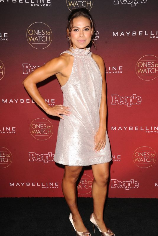 TONI TRUCK at People's Ones to Watch Party in Los Angeles 10/04/2017