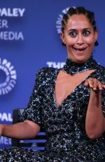 TRACEE ELLIS ROSS at Black-ish Panel at Paleyfest in New York 10/09/2017
