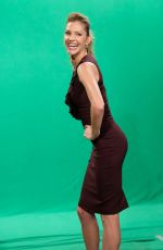 TRICI HELFER Promotes Her Lucifer TV Show at Noches Con Platanito in Los Angeles 10/02/2017
