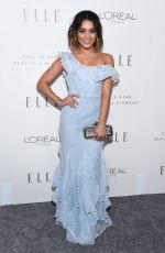 VANESSA HUDGENS at Elle Women in Hollywood Awards in Los Angeles 10/16/2017