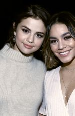 VANESSA HUDGENS at One Coice: Somos Live! a Concert for Disaster Relief in Los Angeles 10/14/2017