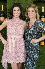 VANESSA KAY at 8th Annual Veuve Clicquot Polo Classic in Los Angeles 10/14/2017