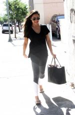 VANESSA LACHEY Out and About in Los Angeles 10/21/2017
