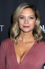 VANESSA RAY at Blue Bloods Presentation at Paleyfest in New York 10/17/2017