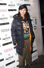 VANESSA WHITE at Tangle Teezer 10th Birthday Party in London 10/18/2017