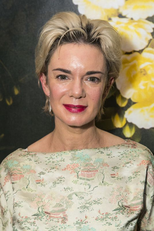 VICTORIA HAMILTON at Albion After-party in London 10/17/2017
