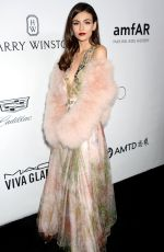 VICTORIA JUSTICE at Amfar Inspiration Gala in Los Angeles 10/13/2017