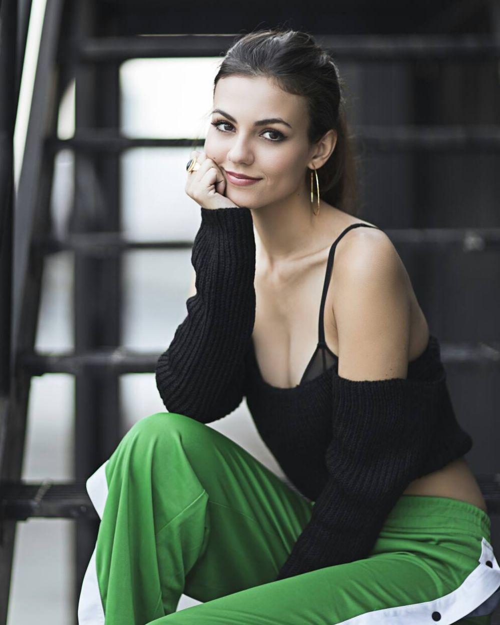 Photoshoot victoria justice Actress Victoria