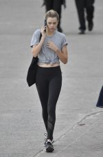 VICTORIA LEE Out and About in Sydney 10/10/2017