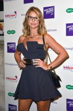VOGUE WILLIAMS at Spectacle Wearer of the Year in London 10/10/2017