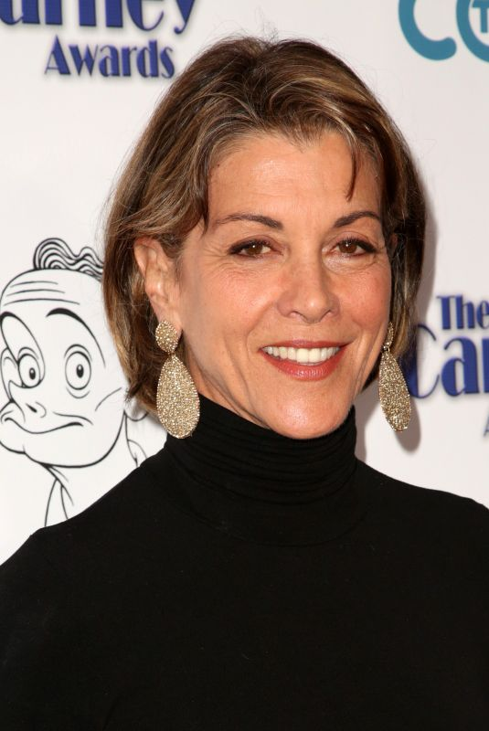 WENDIE MALICK at 3rd Annual Carney Awards in Los Angeles 10/29/2017