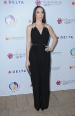 WHITNEY CUMMINGS at Elizabeth Taylor Aids Foundation and mothers2mothers Benefit Dinner in Los Angeles 10/24/207