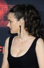 WINONA RYDER at Stranger Things Season 2 Premiere in Los Angeles 10/26/2017