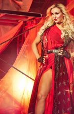 WWE - Halloween Photoshoot