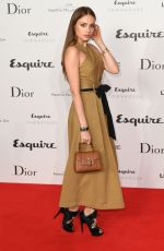 XENIA TCHOUMITCHEVA at Esquire Townhouse with Dior Party in London 10/11/2017