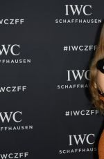 XENIA TCHOUMITCHEVA at IWC For the Love of Cinema Dinner at Zurich Film Festival 09/30/2017