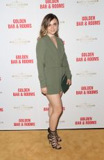 YASMIN HORNER at Double Bay Institution Launching The Golden Bar & Rooms in Sydney 10/11/2017