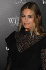 YASMIN LE BON at Veuve Clicquot Widow Series VIP Launch Party in London 10/19/2017