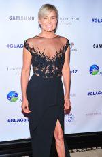 YOLANDA HADID at Global Lyme Alliance 3rd Annual Gala in New York 10/11/2017