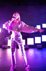 ZARA LARSON Performs at O2 Academy in Newcastle 10/19/2017
