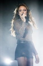 ZARA LARSSON Performs at Eventim Apollo in London 10/24/2017