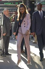 ZENDAYA COLEMAN Arrives at Good Morning America in New York 10/03/2017