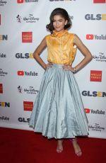 ZENDAYA COLEMAN at Glsen Respect Awards in Los Angeles 10/20/2017