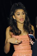 ZENDAYA COLEMAN at Without a Net Premiere in New York 10/03/2017
