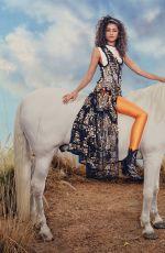 ZENDAYA COLEMAN for Glamour Magazine, November 2017