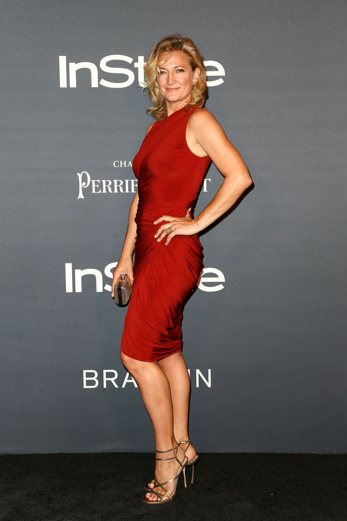 ZOE BELL at 2017 Instyle Awards in Los Angeles 10/23/2017 ...