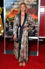 ZOE BELL at Only the Brave Premiere in Westwood 10/08/2017