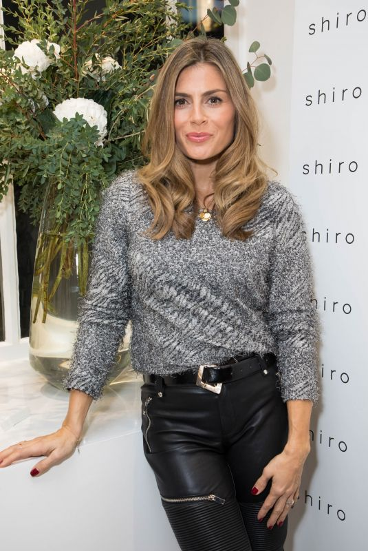 ZOE HARDMAN at Shiro Launch Party in London 10/25/2017