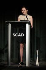 ZOEY DEUTCH at 20th Anniversary Scad Savannah Film Festival in Savannah 10/28/2017