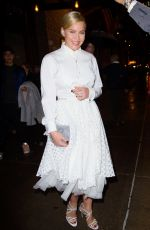 ABBIE CORNISH Leaves Her Hotel in New York 11/07/2017