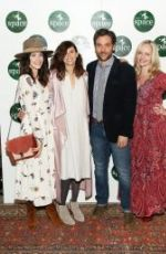 ABIGAIL SPENCER at Space on Ryder Farm Gala in New York 11/06/2017
