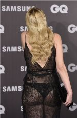 ADRIANA ABENIA at GQ Men of the Year Awards in Madrid 11/16/2017