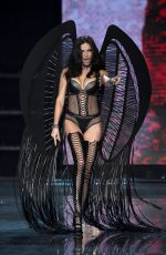 ADRIANA LIMA at 2017 Victoria's Secret Fashion Show in Shanghai 11/20/2017