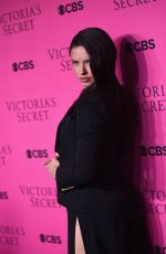 ADRIANA LIMA at Victoria's Secret Angels Viewing Party 2017 in New York 11/28/2017
