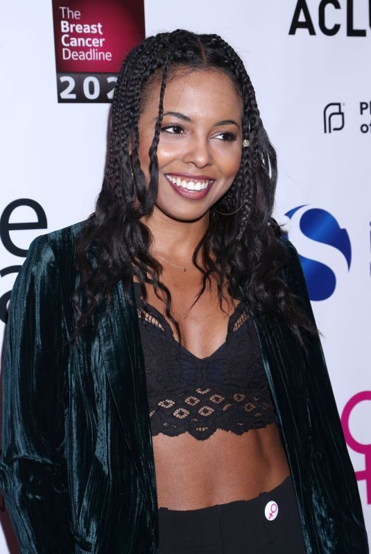 ADRIENNE WARREN at Double Standards, A Concert Celebrating Women's Rights, Health, and Empowerment in New York 11/12/2017