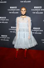 ADWOA ABOAH at Pirelli Calendar 2018 by Tim Walker Cocktail Reception and Gala Dinner in New York 11/10/2017